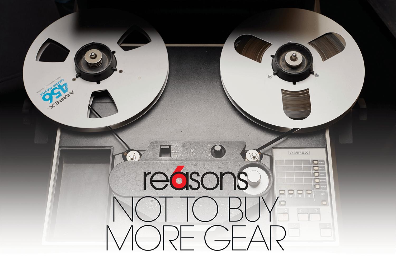 buy more gear