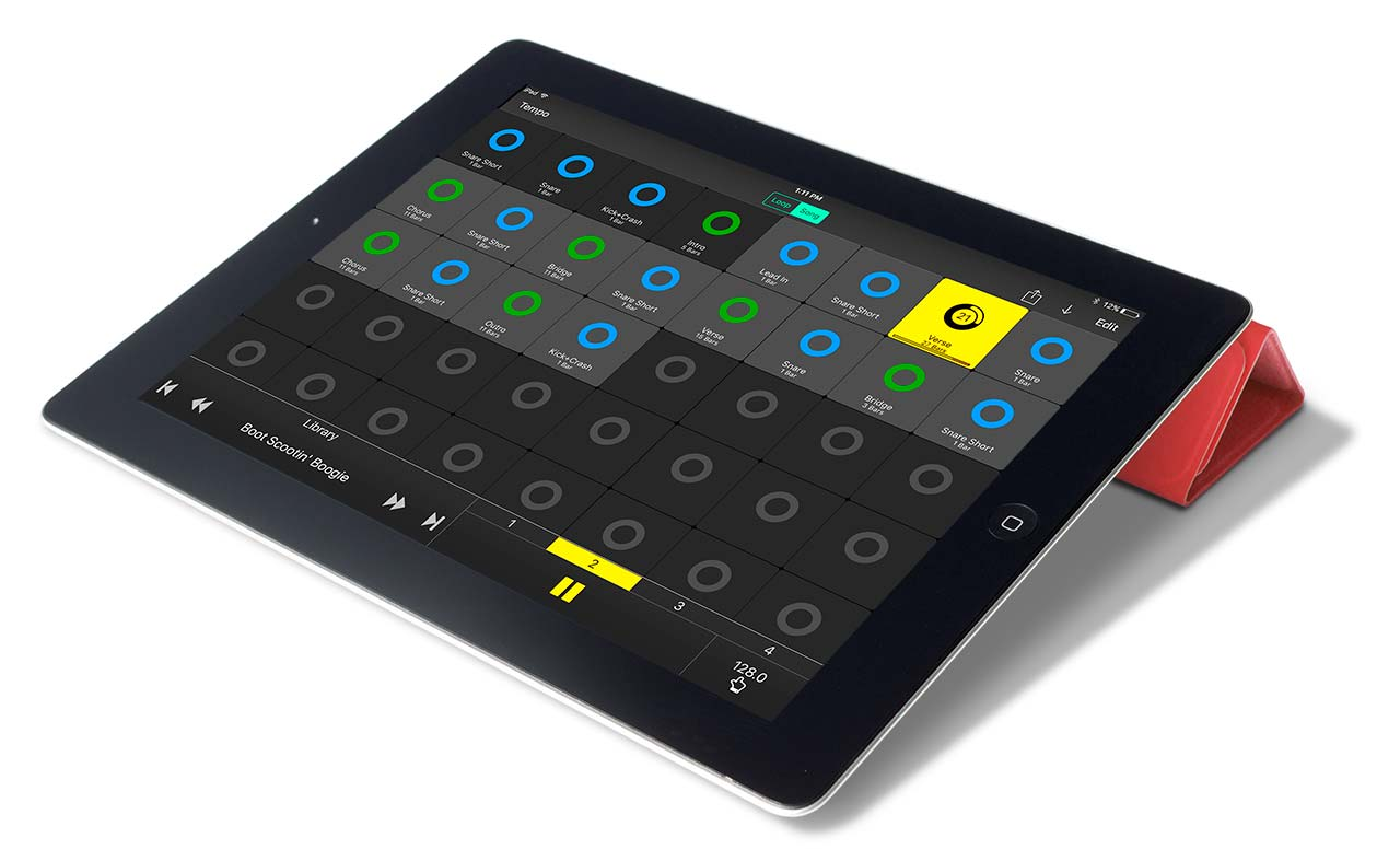 jam practice and create with beatsbot a new ios drum machine. Black Bedroom Furniture Sets. Home Design Ideas
