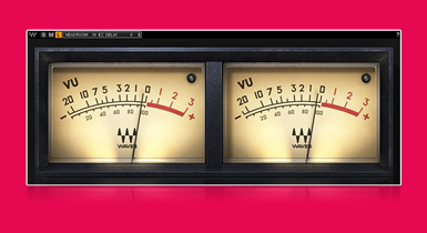 Vu Meter Is A Free Plugin From Waves That Could Enhance Your Mixes
