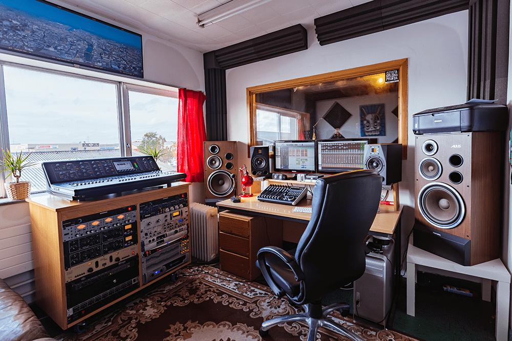 Loud room studios