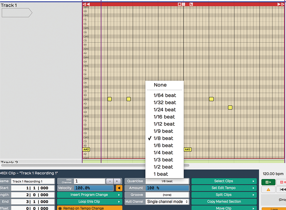 Record A Track For Free - Recording In Tracktion 6