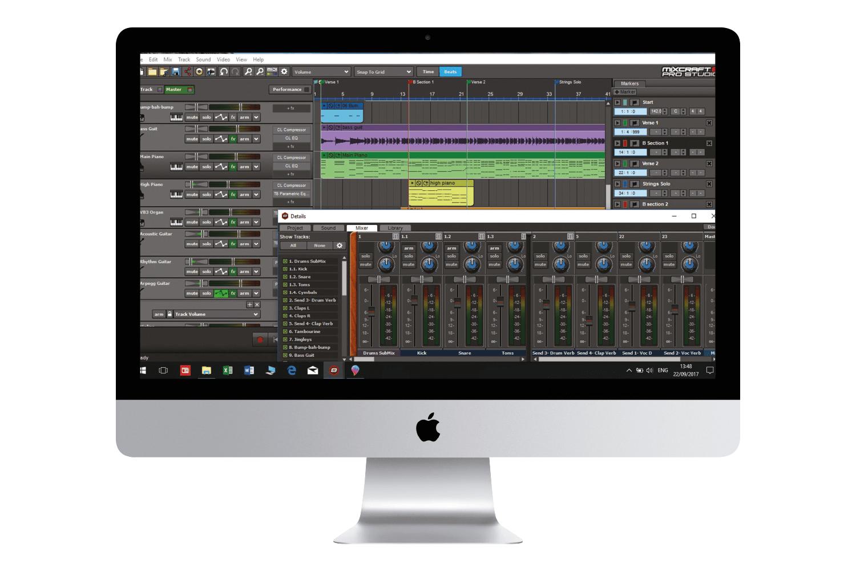 mixcraft 8 pro studio