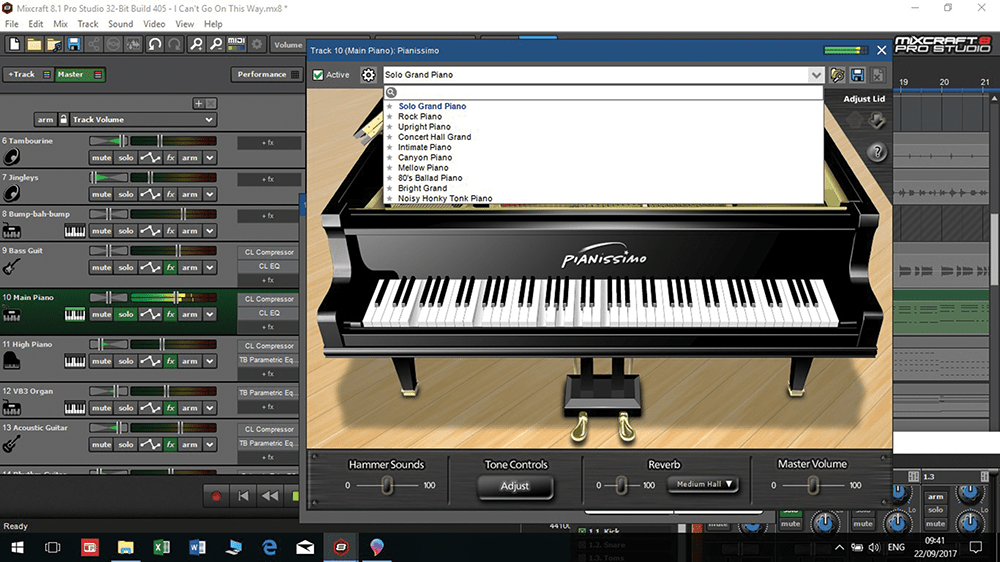 Acoustica Mixcraft 8 Pro Studio Review - High-Spec, Low