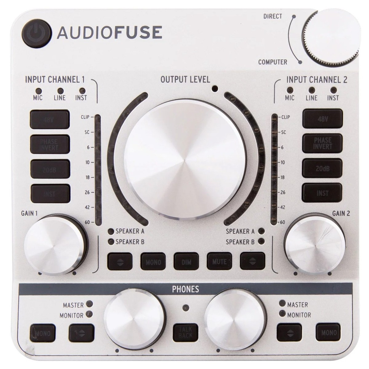 audiofuse update