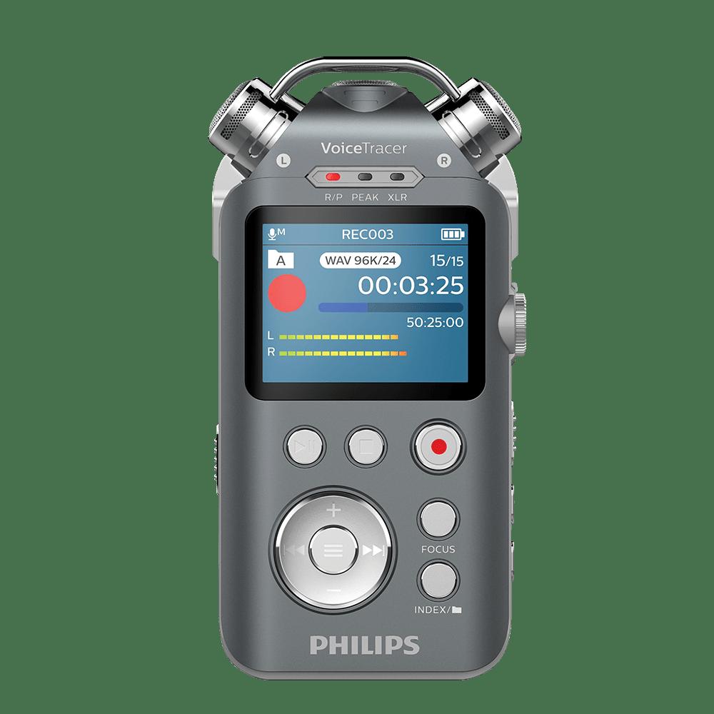 voice tracer dvt7500