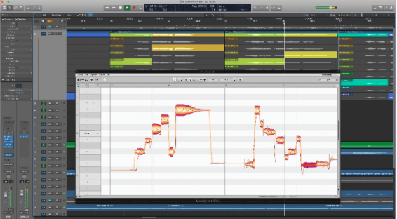 how to use melodyne in logic