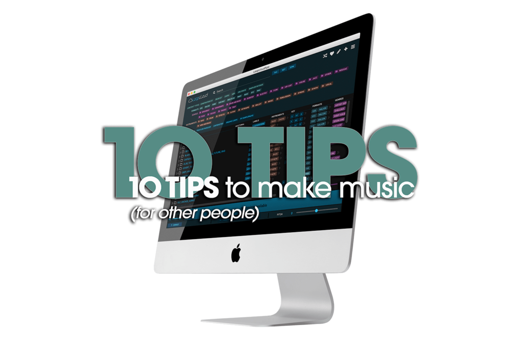 make music for other people