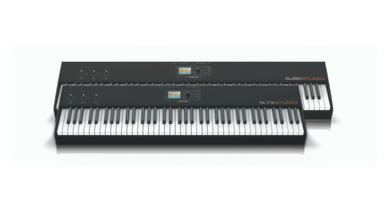 NAMM 2018: Studiologic Reveal SL73 + SL88 STUDIO MIDI Controllers
