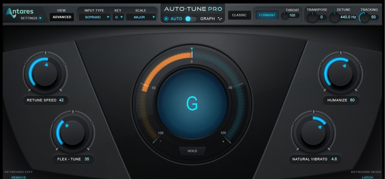Namm 2018 Antares Introduces Auto Tune Pro