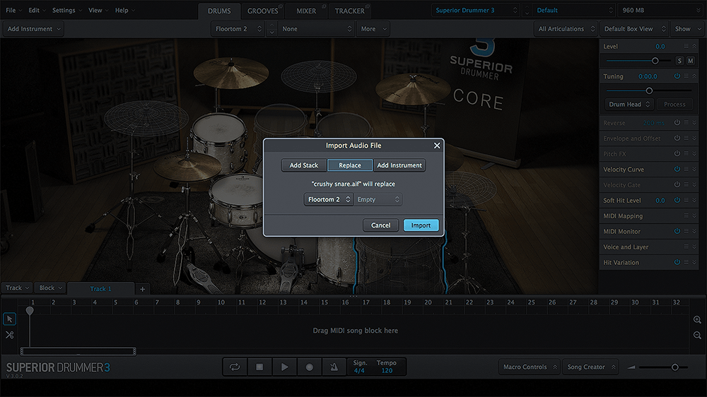 Toontrack Superior Drummer 3 Review - When An Apple Loop Won