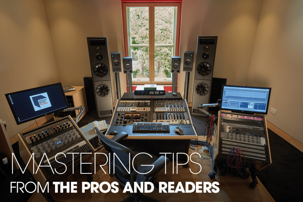9 Mastering Tips to elevate your productions