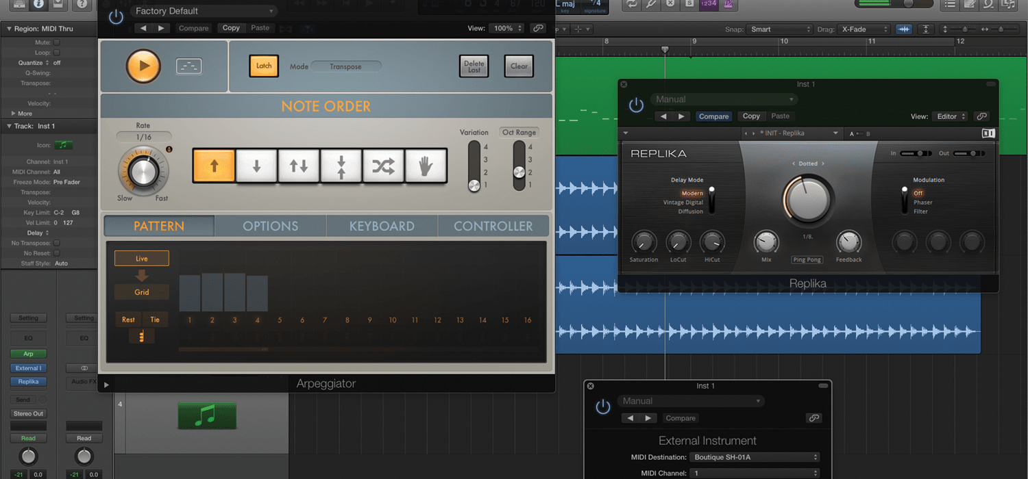 Integrating Hardware Synths In Logic Pro X: Step-By-Step