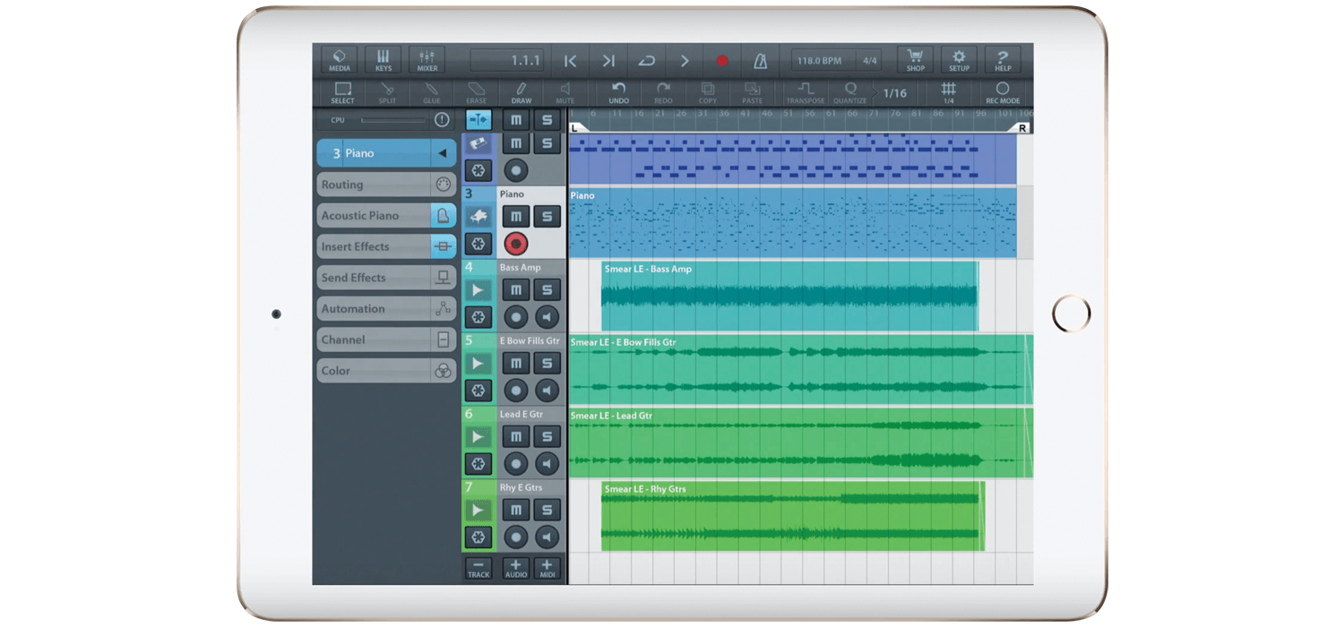 Music On The Move - The Essential Guide To iOS Music Production