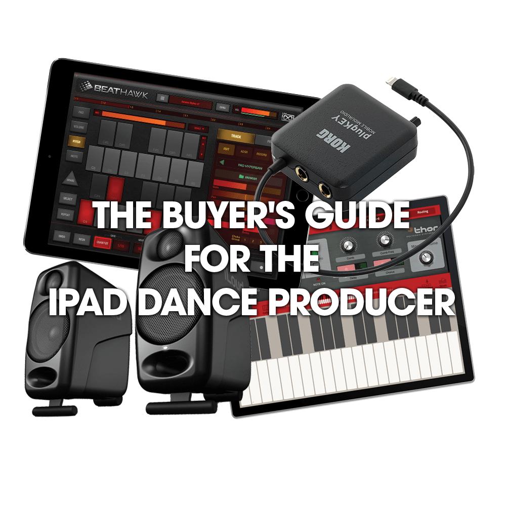 ipad dance producer
