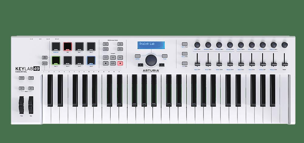keylab essential