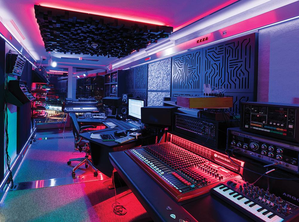 mesmerising studio