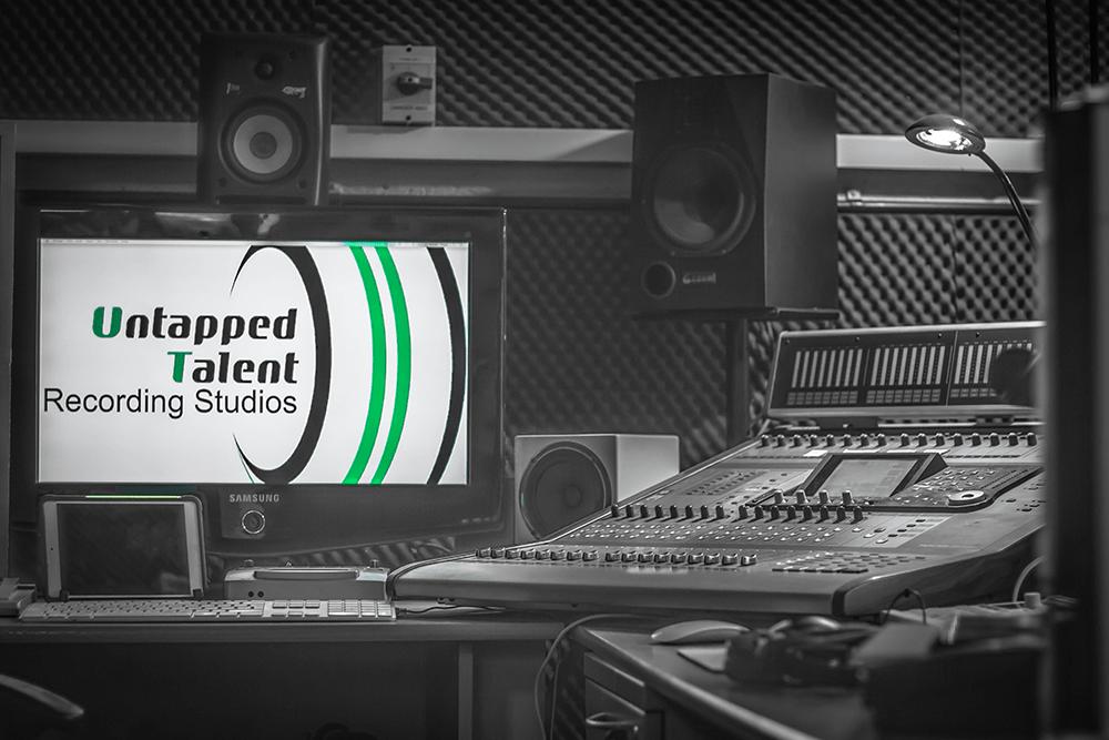 untapped talent recording studios