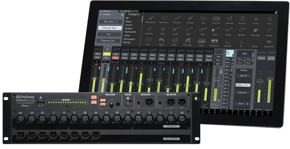 Soundcraft Ui24R Review - Suitable for all occasions