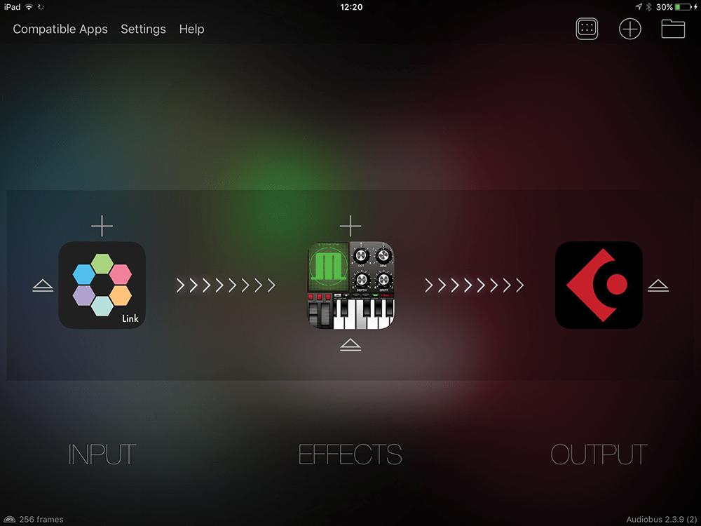 Beginner's Tutorial: iOS internal integration using Audiobus