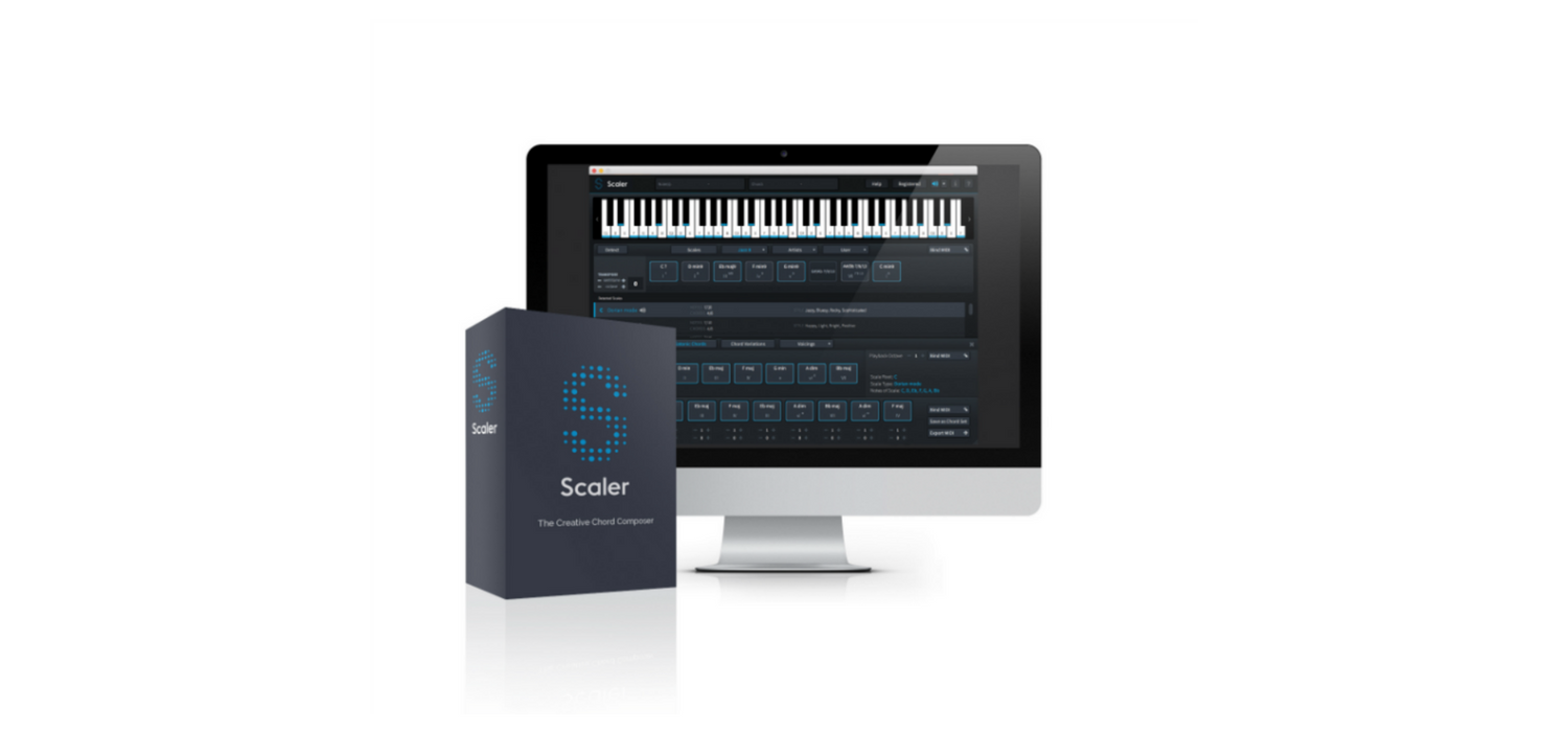 Plugin Boutique adds new features to Scaler with version 1 2