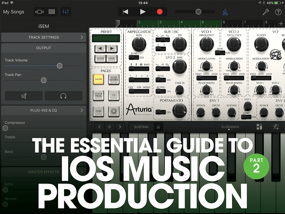 ios music production