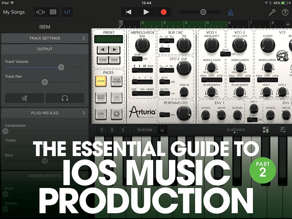 ios music production