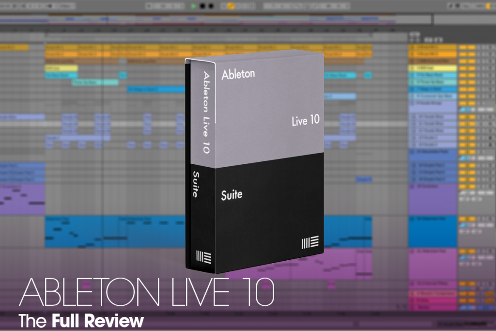 Ableton Live 10 Hub