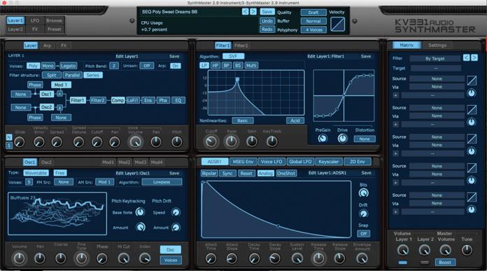 KV 331 Audio SynthMaster 2.9