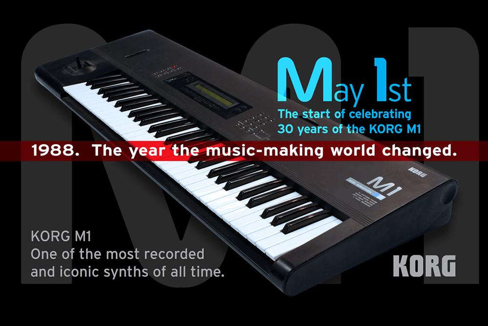m1 keyboard