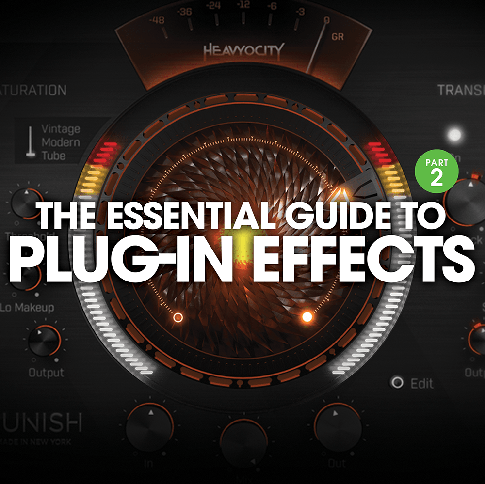 The Essential Guide To Plug In Effects Part 2 Simple Easy Parametric Amp Graphic Eqs Plus Peaks Notches