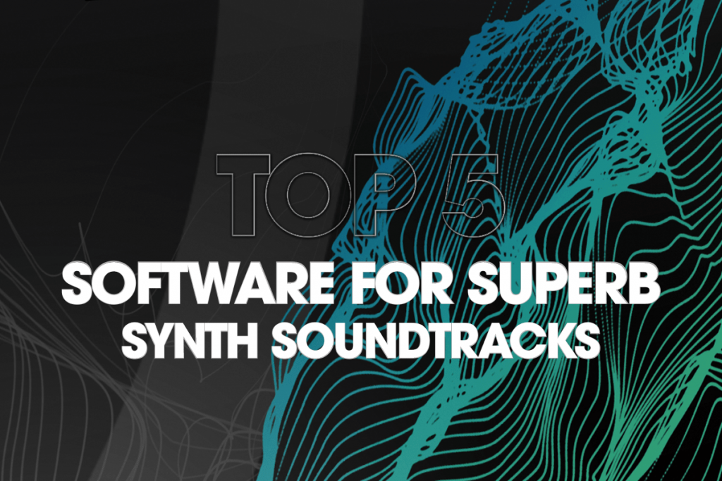 synth soundtrack
