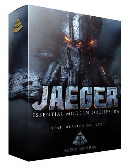Voices of the Empire alternative - Audio Imperia Jaeger Essential Modern Orchestra