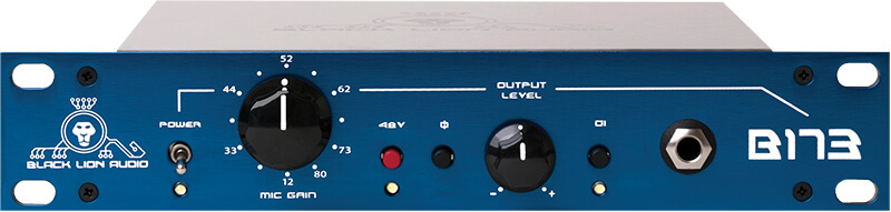 microphone preamps