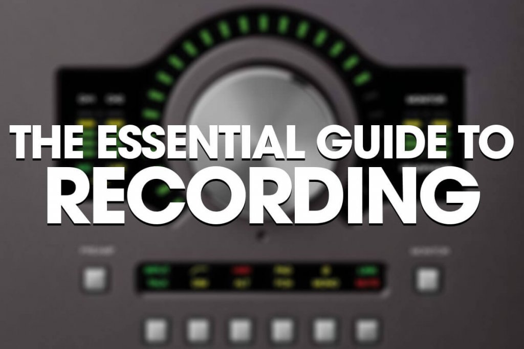 guide to recording