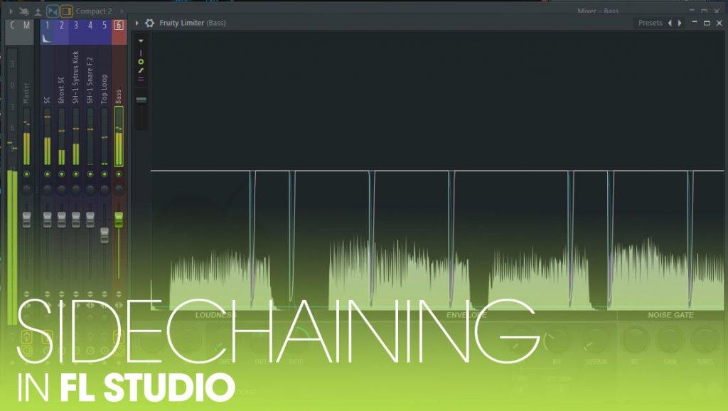 how to sidechain fl studio 12