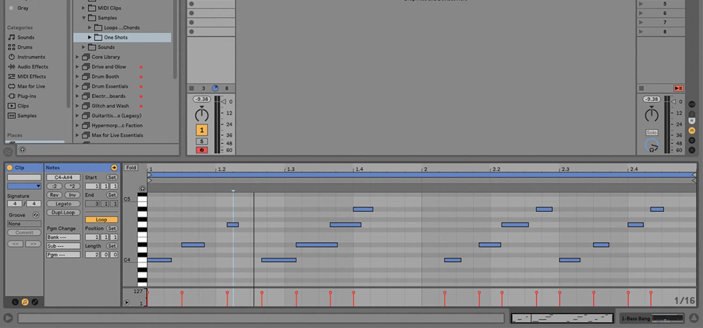 mastering in ableton live 9 lite