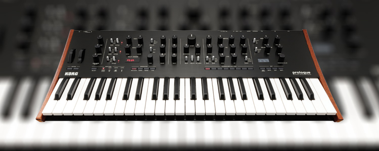 Korg Prologue Review - Taking a New Spin on Analogue