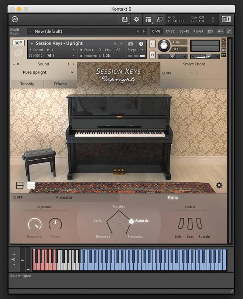 session keys upright