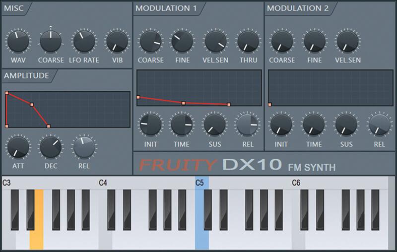 FL Studio 20 - dx10