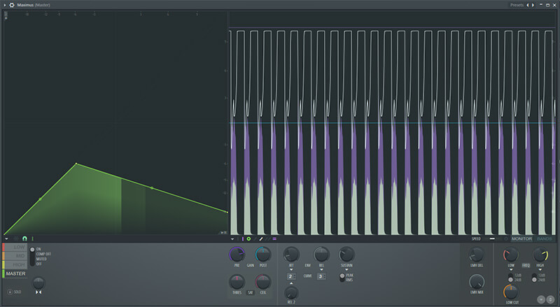 Using Maximus in FL Studio -
