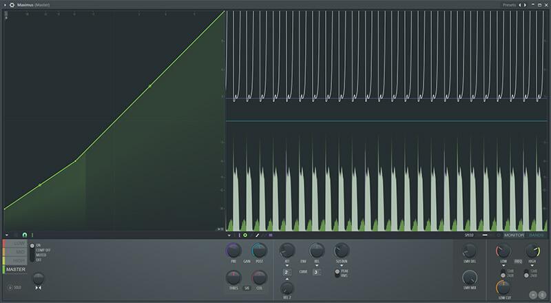 Using Maximus in FL Studio