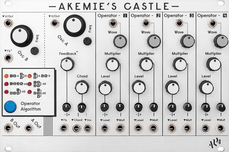 6 of the Best: Eurorack Oscillators - Akemie's Castle