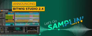 Bitwig Studio 2.4 Featured Image