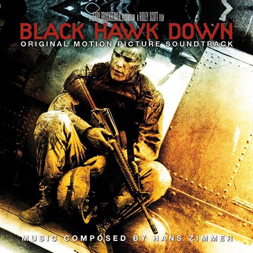Hans Zimmer - Black Hawk Down cover