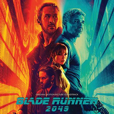 Hans Zimmer - Blade Runner 2049 cover