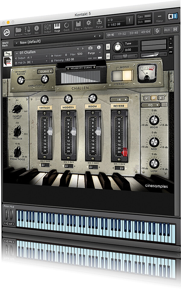 6 of the Best: Hi-Tech Pianos - Cinesamples Abbey Road Classic Upright Pianos