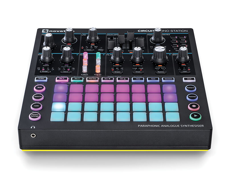 6 of the Best Hardware Synths - Novation Circuit Mono Station
