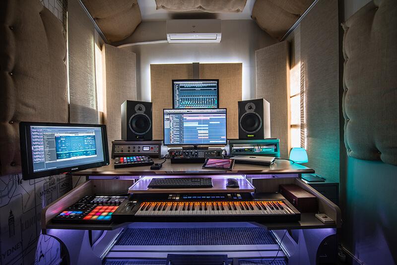 John Valasis - Main Studio Photo