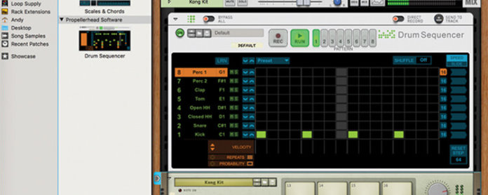 Mastering Reason 10.1's New Drum Sequencer - Featured Image