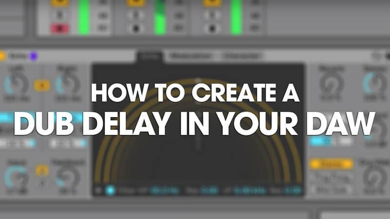 create dub delay - hero image